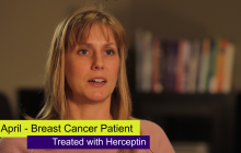 Herceptin for targeted therapy treatment