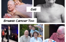 Breast Cancer Affects Men